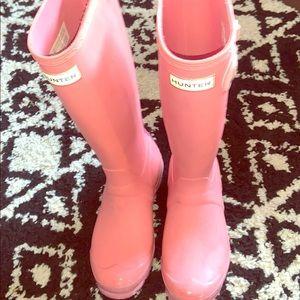 Hunter bubble gum pink